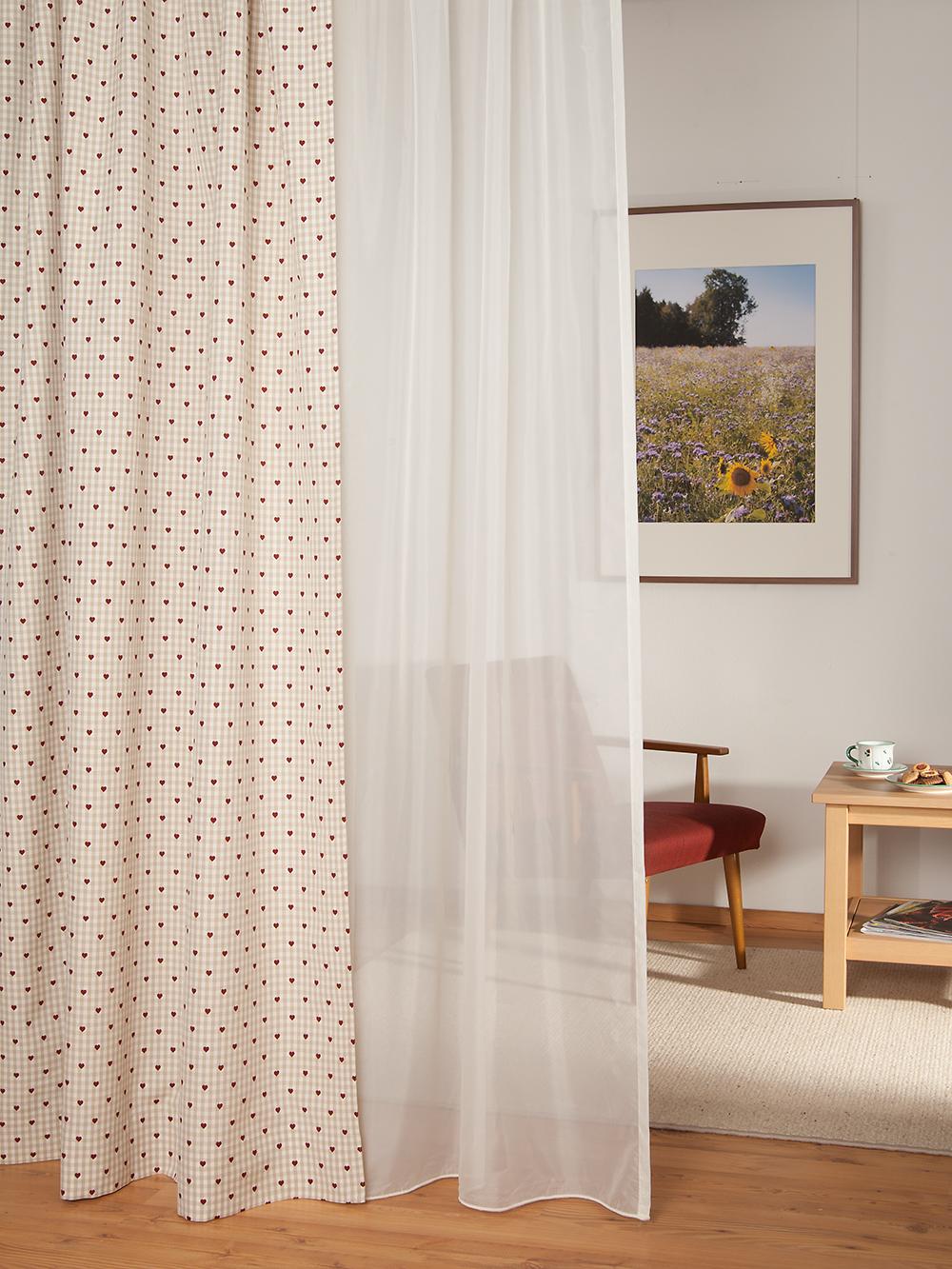 herzilein dekorstoff. Black Bedroom Furniture Sets. Home Design Ideas