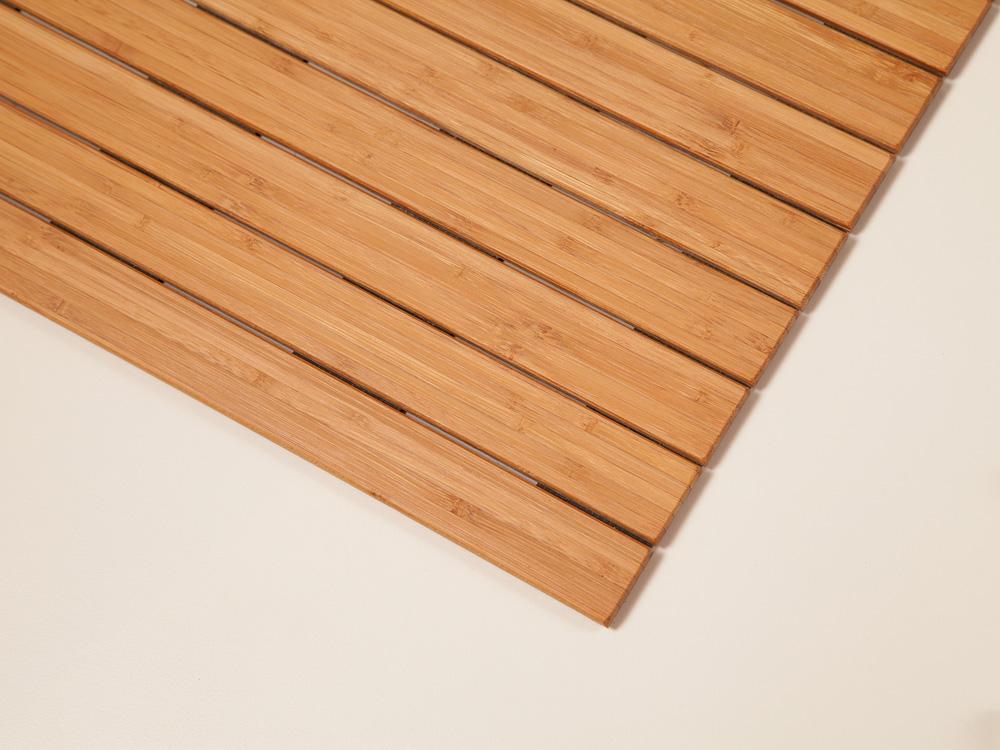 Bambus teppich meterware