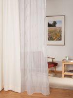 gardine 952 streif mit bleiband. Black Bedroom Furniture Sets. Home Design Ideas