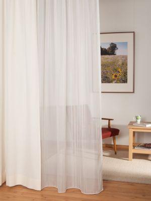 gardine 1408 streif mit bleiband. Black Bedroom Furniture Sets. Home Design Ideas