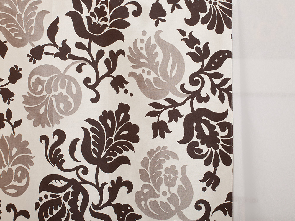 bl tenornament dekorstoff. Black Bedroom Furniture Sets. Home Design Ideas