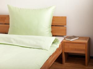 bettdeckenbezug carola uni. Black Bedroom Furniture Sets. Home Design Ideas
