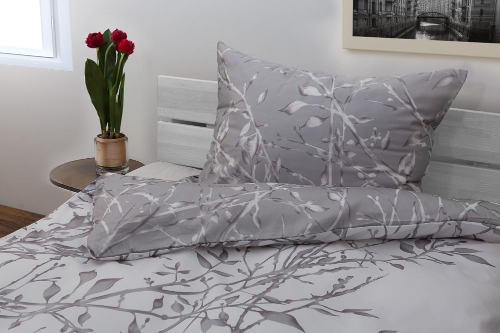 Bettdeckenbezug Carola Activ Branches