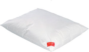 Supersoft Down pillow 60x80 cm