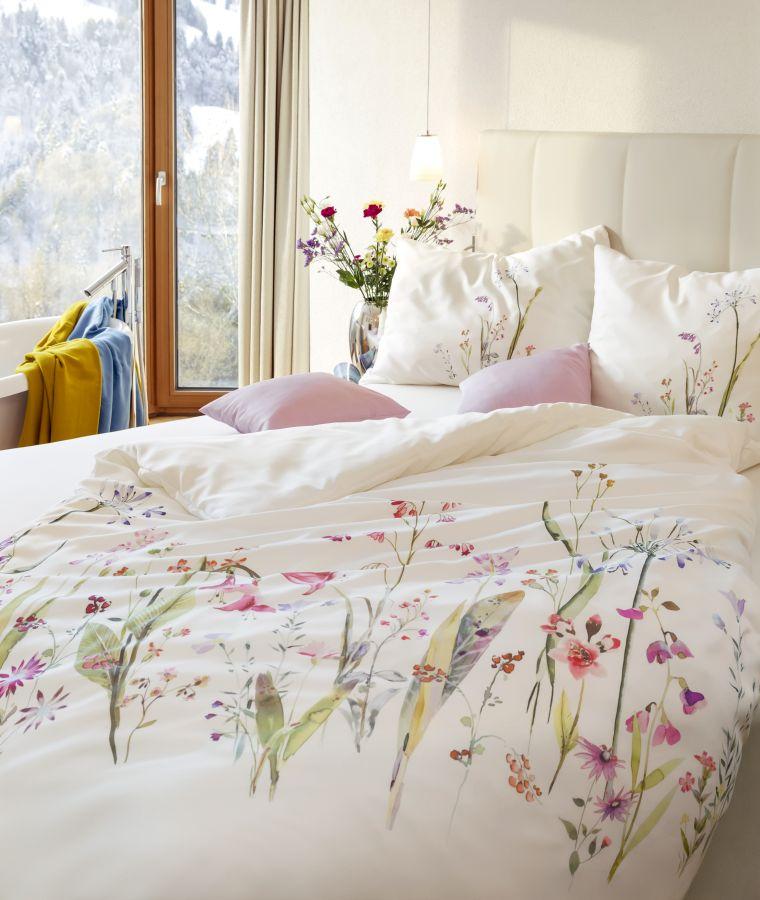 fleur bettdeckenbezug. Black Bedroom Furniture Sets. Home Design Ideas