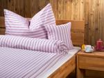 bettdeckenbezug lungauer streif. Black Bedroom Furniture Sets. Home Design Ideas