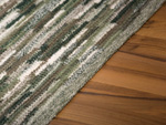 Carpet Sternstein made to measure green mele
