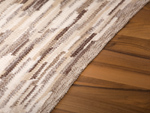 Carpet Sternstein made to measure dunkelbraun-beige-dunkelbeige meliert