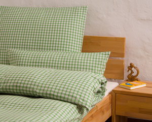 "bed linen ""Katharina squared"" pillowcase"