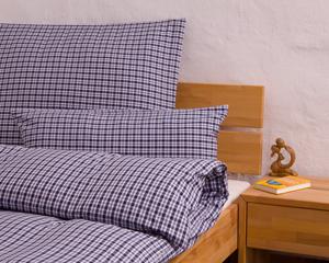 waldviertler karo bettdeckenbezug. Black Bedroom Furniture Sets. Home Design Ideas