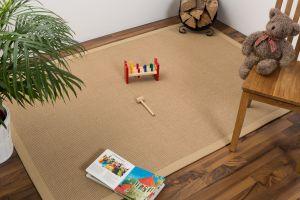 sisalteppich superboucle. Black Bedroom Furniture Sets. Home Design Ideas