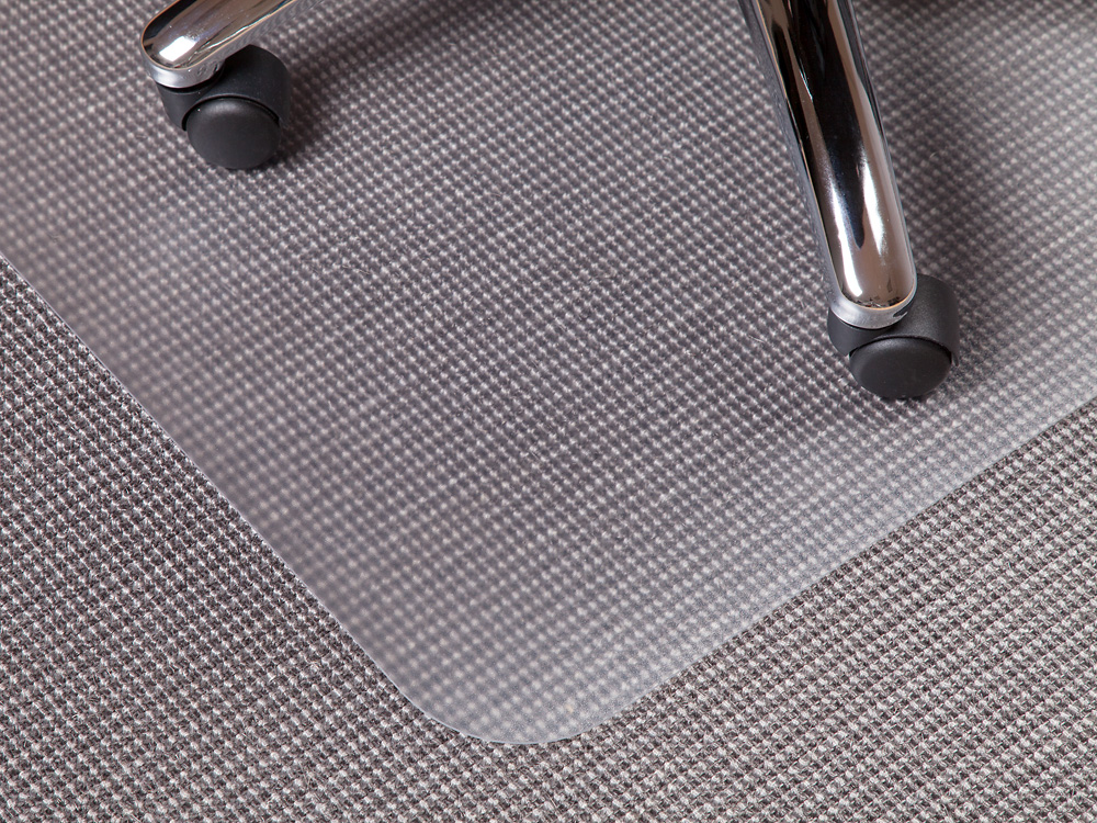 bodenschutzmatte mellgarda 120x120cm ohne noppen f r hartb den. Black Bedroom Furniture Sets. Home Design Ideas